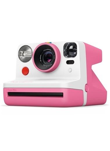 Polaroid Polaroid Now Pembe Instant Fotoğraf Makinesi ve 8'li Film Hediye Seti Pembe
